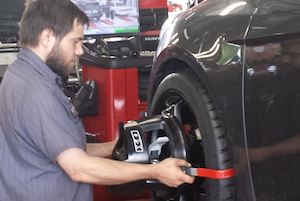 Go Straight With A Wheel Alignment At InMOTION Auto Care